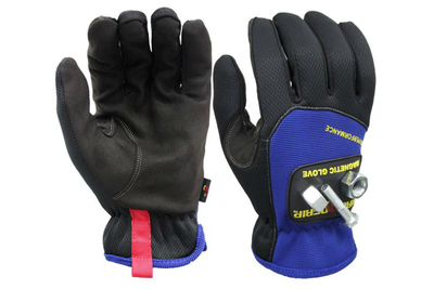 Pro Performance Magnetic Gloves with Touchscreen Technology - Xlarge